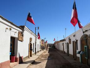 San Pedro de Atacama - Chili (10-16 septembre)