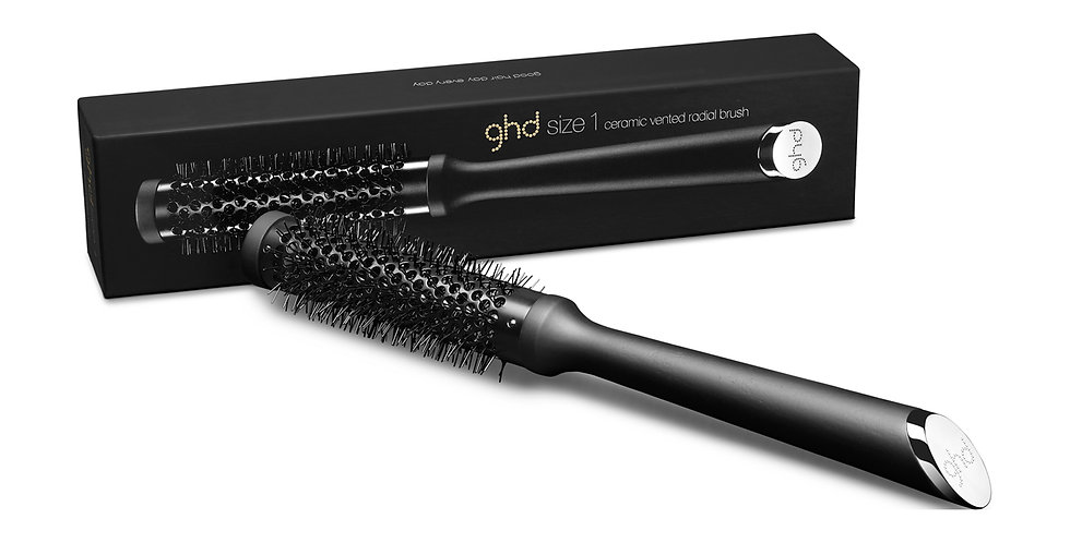 GHD Ceramic Vented Radial Brush Size 1