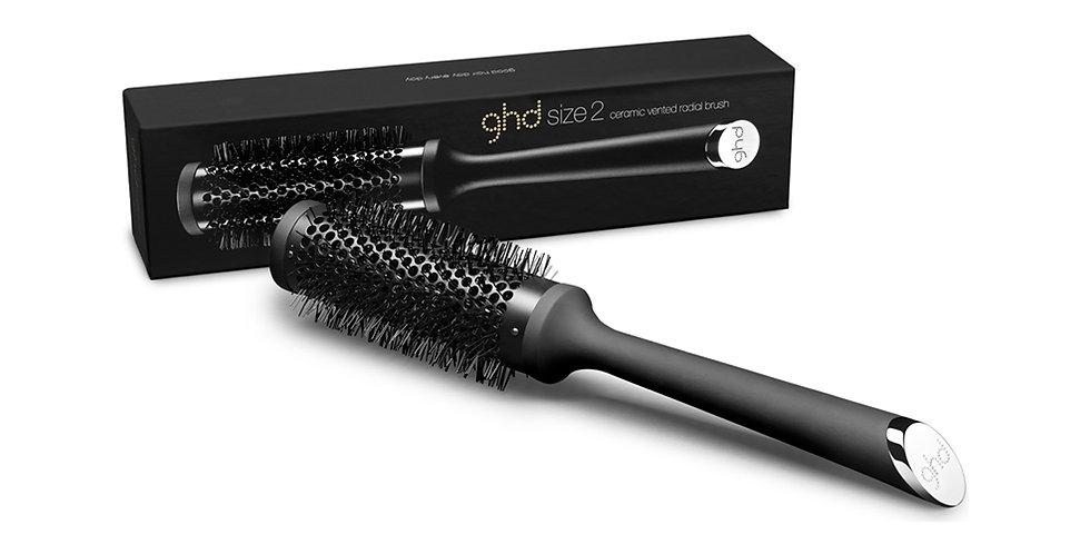 GHD Ceramic Vented Radial Brush Size 2