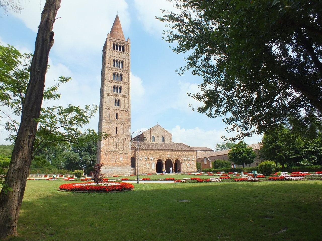 Abbazia di Pomposa (Codigoro) - foto di Andrea Bonazza.jpg