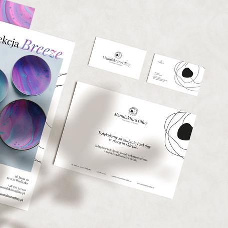 Manufaktura Gliny Branding
