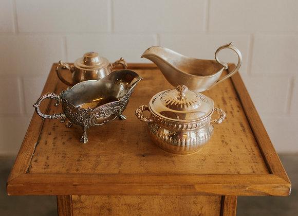 Silver Vessels
