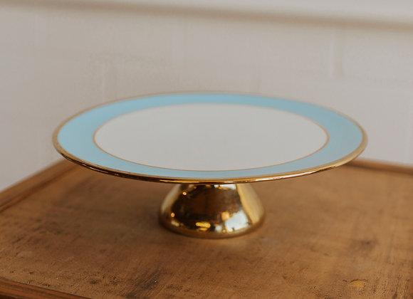 Blue Cakestand