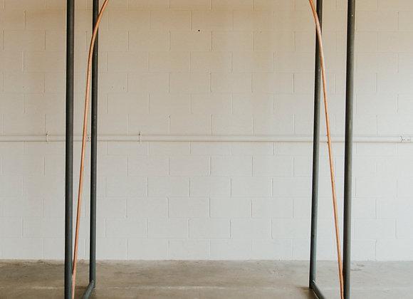 Black and Copper Arch