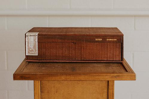 Portola Cigar Box