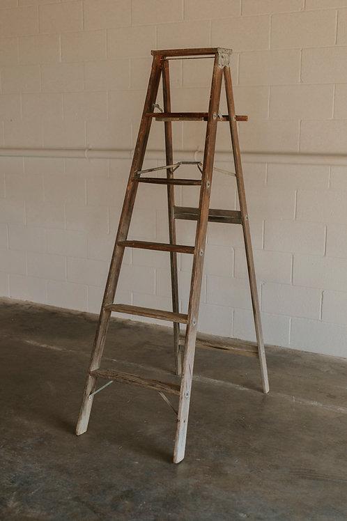 Tall Skinny Ladder