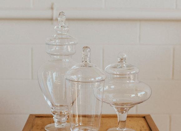 Apothocary Jars