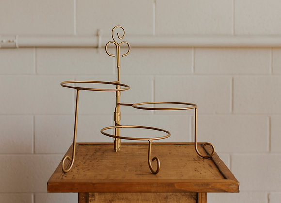 Tiered Cake Stand
