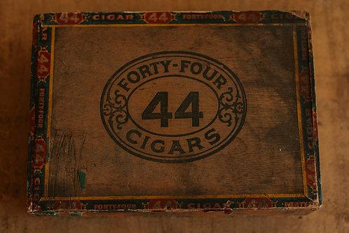 44 Cigar Box