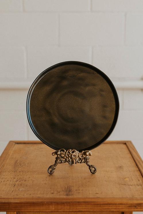 Organic Black Plate