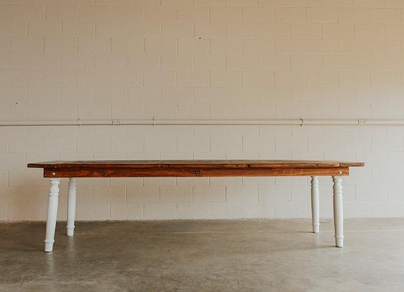Long Harvest Table