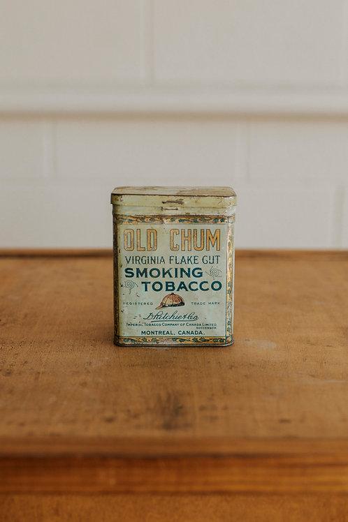 Virginia Cigar Box