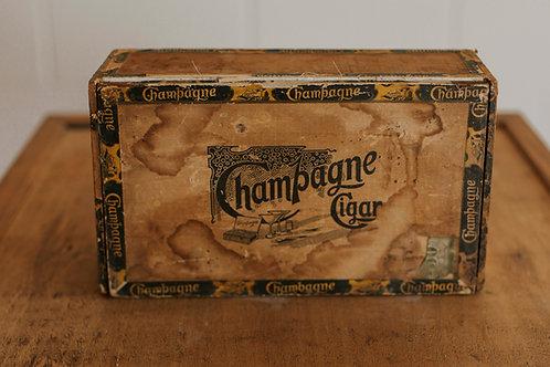 Clearlake Cigar Box