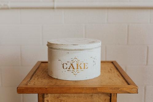 Cake Tin Stand
