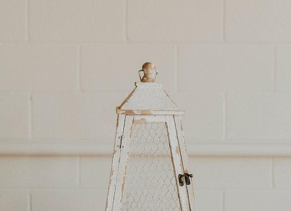 Coastal Wire Lantern