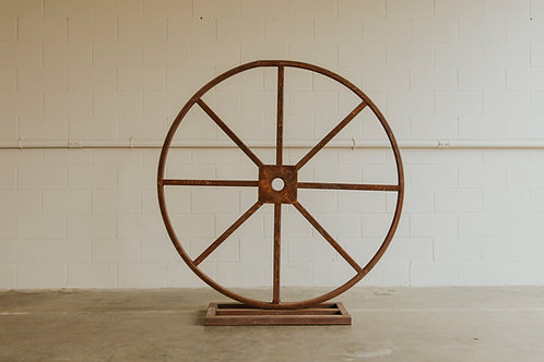 Small Wheel Backdrop