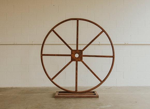 Small Wheel Backdrop