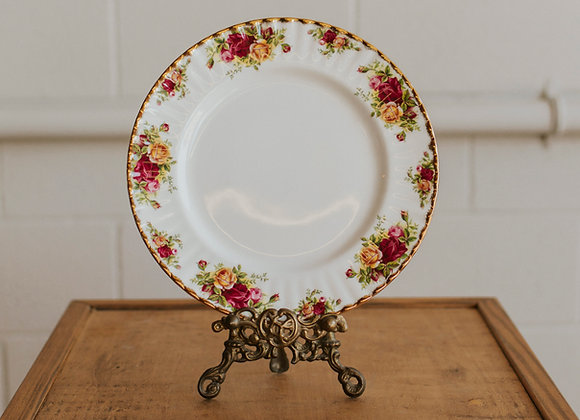 Vintage Mix and Match Plate