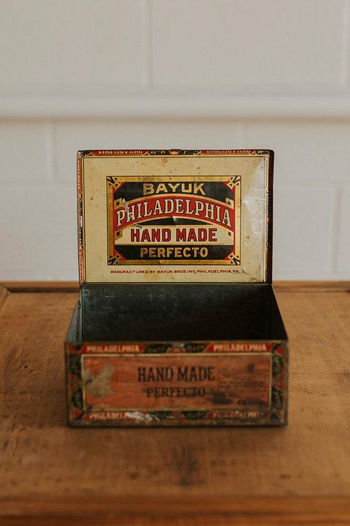 Galt Cigar Box