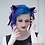 Thumbnail: Colorful Fox Ears - Embellished