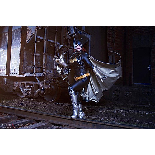 Signed Poster/Print - Batgirl on the Prowl