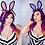 Thumbnail: Lace Bunny Ears