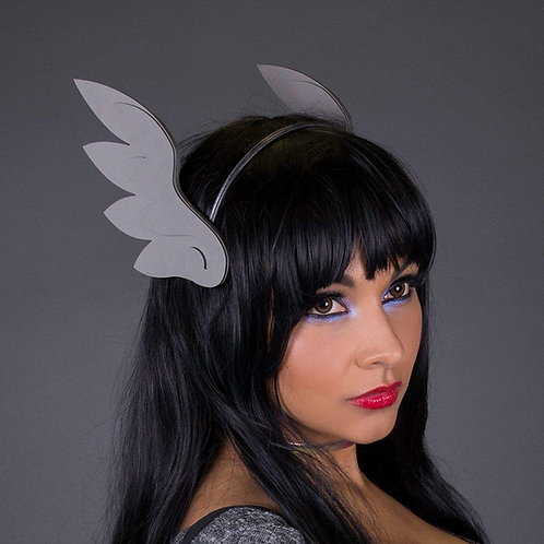 Angel Wing Clips + Headband