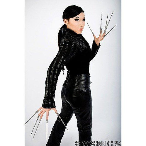 Signed Print - Lady Deathstrike
