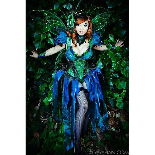 Signed Print - Absinthe Fairy