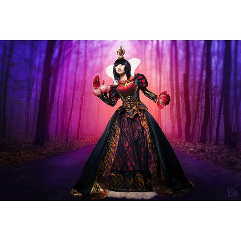 Signed Poster/Print - Red Queen