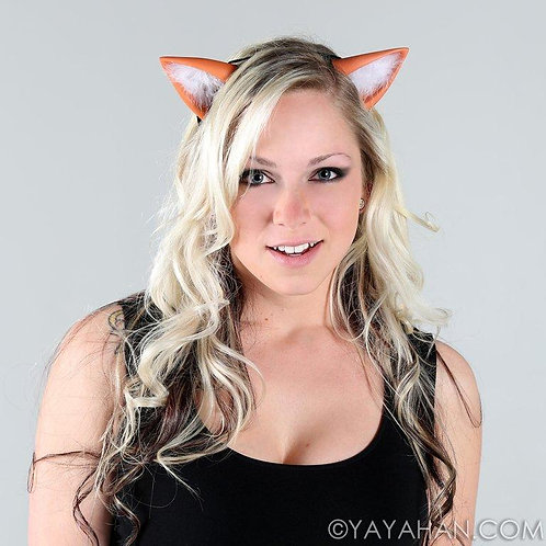 Colorful Fox Ears