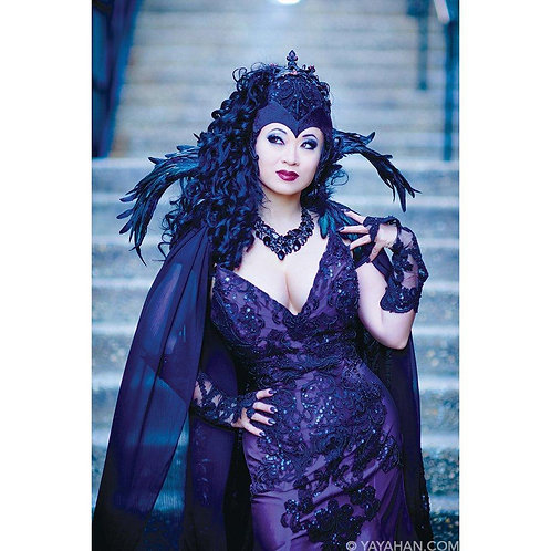 Signed Print - Evil Queen 2