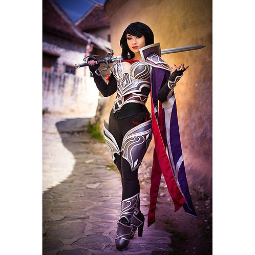 Signed Poster/Print - Champion Fiora