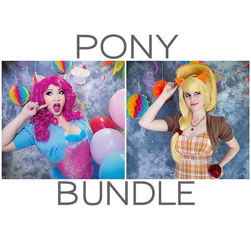Pony Bundle: Ears + Wig
