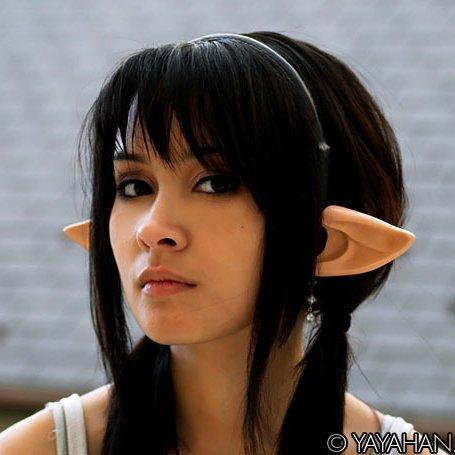 Fantasy Elf Ears - Small