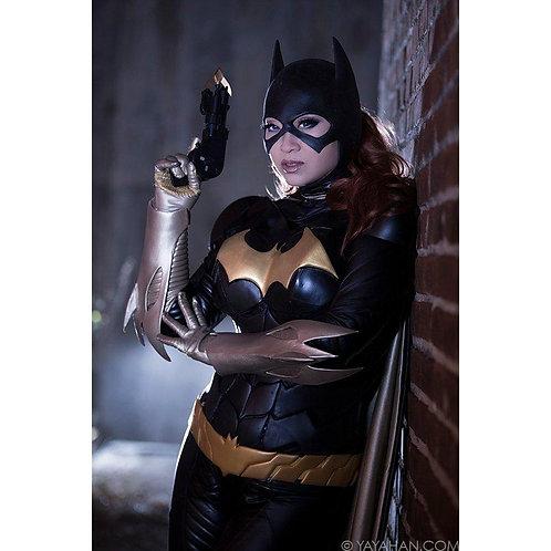 Signed Poster/Print - Batgirl Portrait