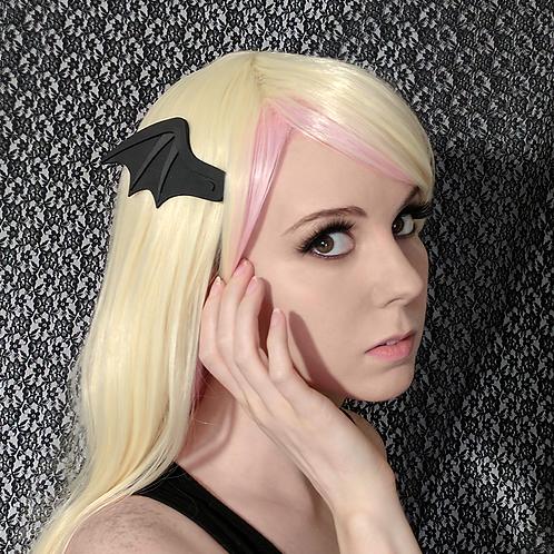 Mini Bat Wing Clips + Headband