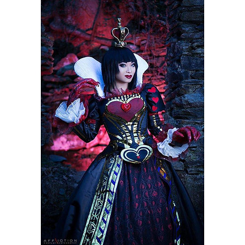 Signed Poster/Print - Red Queen Portrait