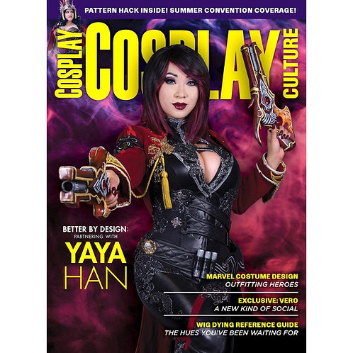 Signed Magazine - Cosplay Culture