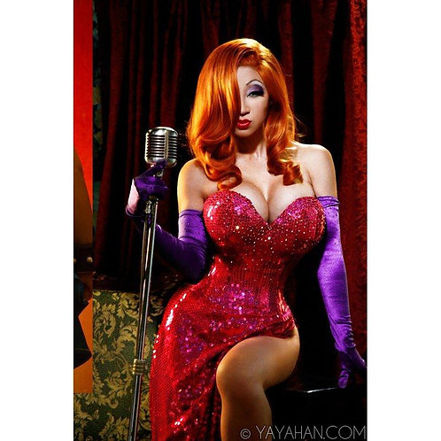 Signed Poster/Print - Jessica Rabbit