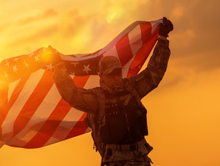 Thank A Veteran Today! Happy 4th!