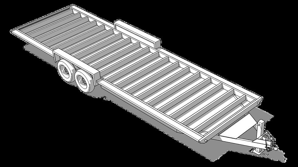 The Wanderer - 22' Bumper Pull