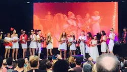 Young Female Voices From The House That Dan Built Take Over Bondi Pavilion For A Theatrical And Musical Youth Week