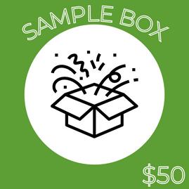 SAMPLE BOX - $50