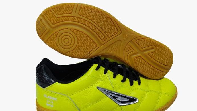 Tênis Futsal Couro Classic 42