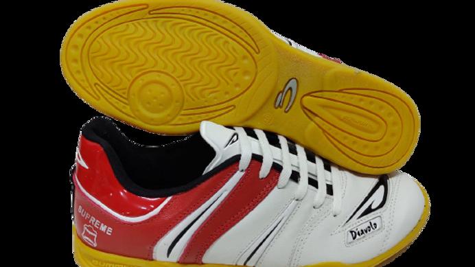 Tenis Futsal Couro Supreme 40