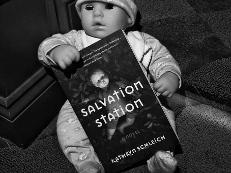 "Featured Review:  ""Salvation Station"" by Kathryn Schleich"