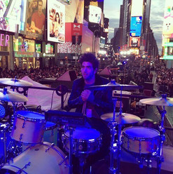 NYC Times Square NYE Performance 2018