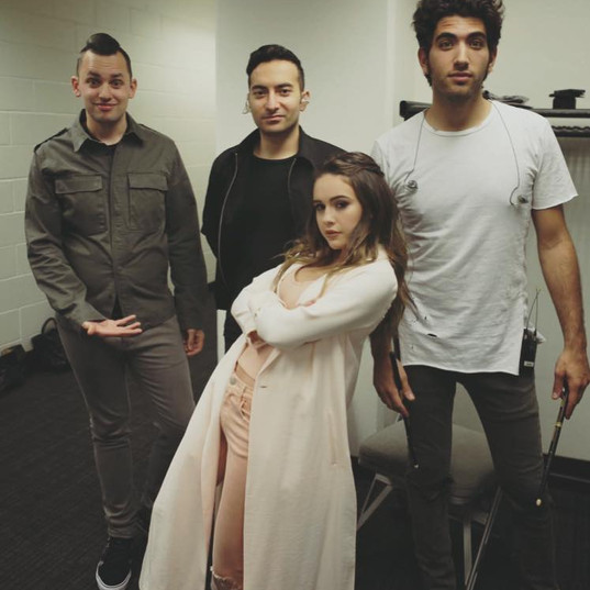 Bea Miller Band 2018