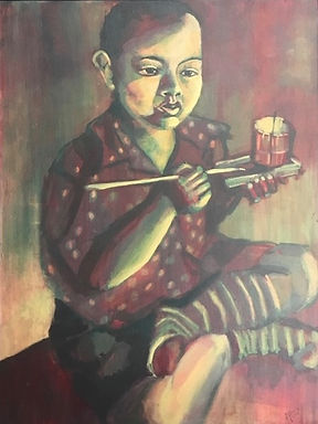 Indonesisch Jongentje